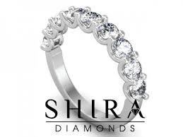 custom wedding rings shira diamonds 1 00 carat 14kt custom wedding band custom