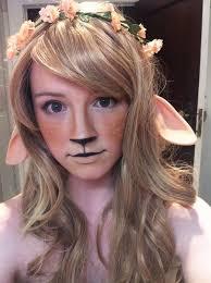 deer face paint tutorial the best deer 2017