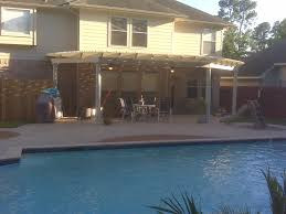 alumawood pergola in austin tx lone star patio builders