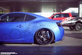 custom blue subaru tricked out showkase a custom car sport truck suv exotic