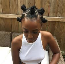 hairstyles for ladies who are 57 57 best bantu knots images on pinterest hair dos natural hair
