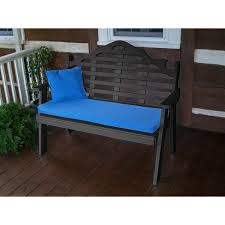outdoor benches rocking furniture