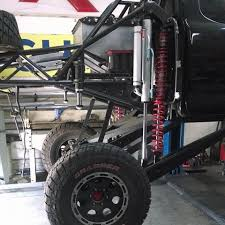 car rear suspension toyota tundra boxed long travel kit weldtec designs