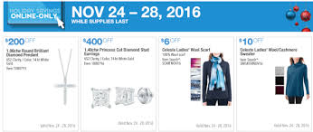 costco black friday ad 2016 bargains to bounty