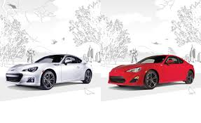 car subaru brz 2013 subaru brz and 2013 scion fr s a study in comparison and