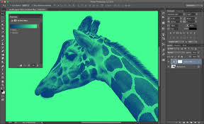 create duotone images with gradient maps in photoshop