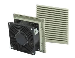 electric fan box type cabinet fan filter for panel 120 120 38mm filter box fans view