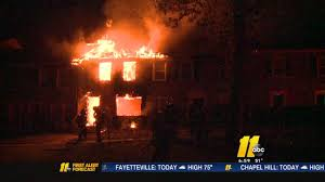 Seven Oaks Apartments Durham Nc by Unattended Cooking Causes Fire At Durham Townhomes Abc11 Com