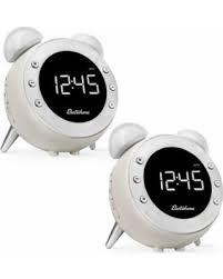 clock radio with night light hello spring 40 off electrohome retro alarm clock radio with