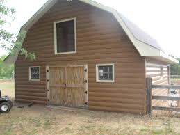 Metal Siding For Barns Seamless Steel Log Home Siding