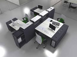 mobilier bureau open space vecteur d image pour l entreprise le design du mobilier de bureau
