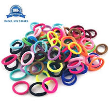 hair bands for women 8 5mm hair ties rubber bands for women thick