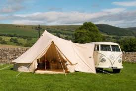Bell Tent Awning Not Just An Awning It U0027s A Glawning The Glamping Show