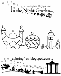 100 train coloring pages preschoolers alphabet