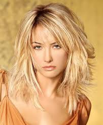 medium length hairstyles for fine thin hair pictures