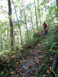 Moraine State Park Map by Ride Report Moraine State Park Pennsylvania Singletracks