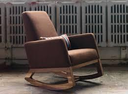 nursery furniture rocking chairs modern joya rocking chair by monte design canada store