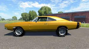 1970 dodge charger charger rt 1970 for beamng drive