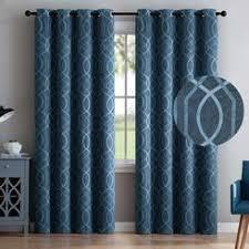 Teal Window Curtains Drapes Panels On Sale Sears
