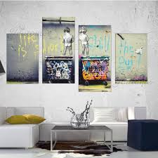 Canvas Painting For Home Decoration by Popular Painting Modern Life Buy Cheap Painting Modern Life Lots