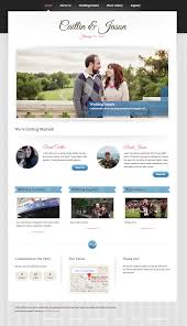 Wedding Planning Websites Wedding Website Is Live Wordpress Wedding Theme And Rsvp Plugin