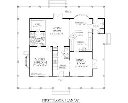 Floor Plan First Floor Garage House Plans