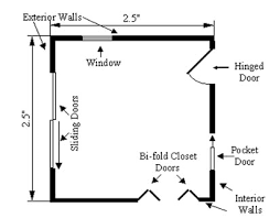 how to draw a sliding door in a floor plan images of how to draw a sliding door in a floor plan losro com