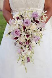 lovely lavender and cream wedding in florida munaluchi bride