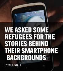 Smartphone Meme - we asked some refugees for the stories behind their smartphone