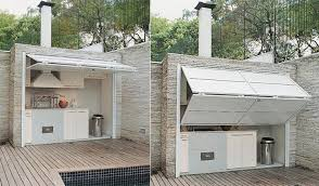kitchen outdoor ideas 14 smart outdoor kitchen ideas diy cozy home