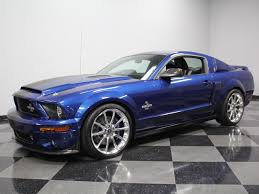 2007 ford mustang gt500 2007 ford mustang streetside classics car