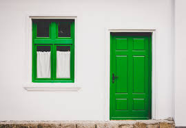 make your home pop with a fun front door paint color