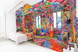 graffiti chambre marseille tilt graffiti hotel