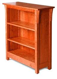 bookcase arts and crafts bookcase plan from fine woodworking
