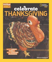 celebrate thanksgiving deborah heiligman