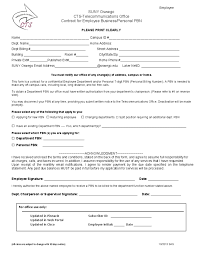 employee contract form state university of new york at oswego