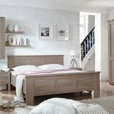 Schlafzimmer Bett Metall Schlafzimmer Bett Lamaika In Eiche Trüffel Mit Komforthöhe