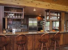 Lodge Kitchen by Completely Private 40 Acre Lodge On Fall Ri Vrbo
