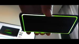 edge lighting change color galaxy light notification youtube