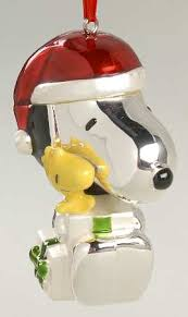 lenox snoopy ornaments at replacements ltd