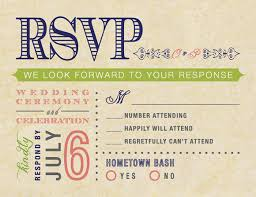 Response Card Wording How To Use Rsvp With 20 Awesome Wedding Guest Reply Card Design