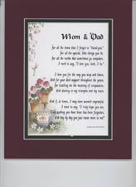 30th anniversary gifts for parents heavenly anniversary poems special 30th wedding anniversary gifts