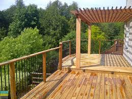 without railings collection including deck railing pictures