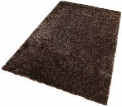 Schlafzimmer Teppich Taupe Hochflor Teppich Diamond 700 Kayoom Rechteckig Höhe 45 Mm