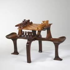chess table and chairs set alabaster game table made in italy chess other games pinterest