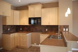 Unfinished Solid Wood Kitchen Cabinets Unfinished Wall Cabinets Unfinished Brown Oak Single Door Kitchen