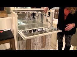 Pulaski Bar Cabinet Opus Metallic Bar Cabinet By Pulaski Furniture