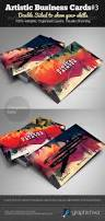 artistic business card 3 psd template by shermanjackson graphicriver