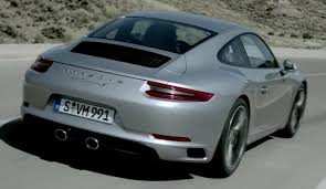 porsche 911 facelift porsche 911 facelift s turbo engine detailed