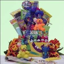 Birthday Gift Baskets Kid Birthday Gift Basket